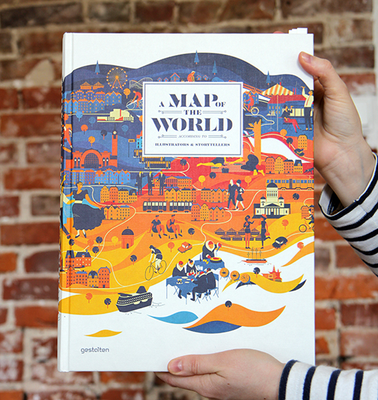 Abb. 1: A Map of the World © Gestalten Verlag