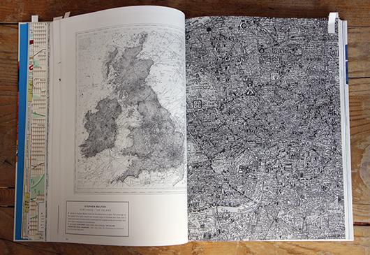 """Abb. 6: Kartenzeichnungen von Stephen Walter (<a title=""""Die Kartenzeichnung """"The Island"""" des Illustrators Stephen Walter"""" href=""""http://b © Gestalten Verlag k.dgfk.net/2012/08/01/die-kartenzeichnung-the-island-des-illustrators-stephen-walter/"""">mehr hier</a>)"""