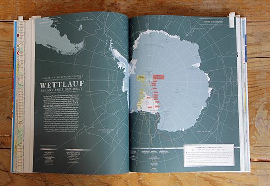 Abb. 9: Infographische Karte von Golden Section Graphics © Gestalten Verlag