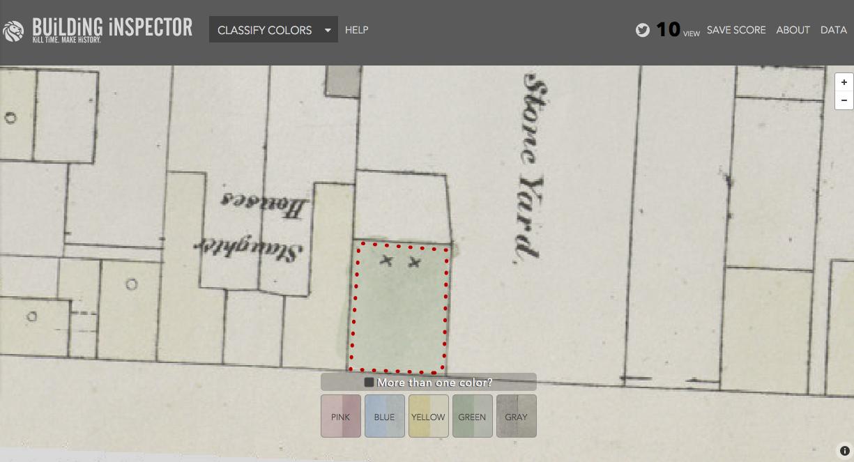 Abb. 5: Welche Farbe hat das Gebäude?
