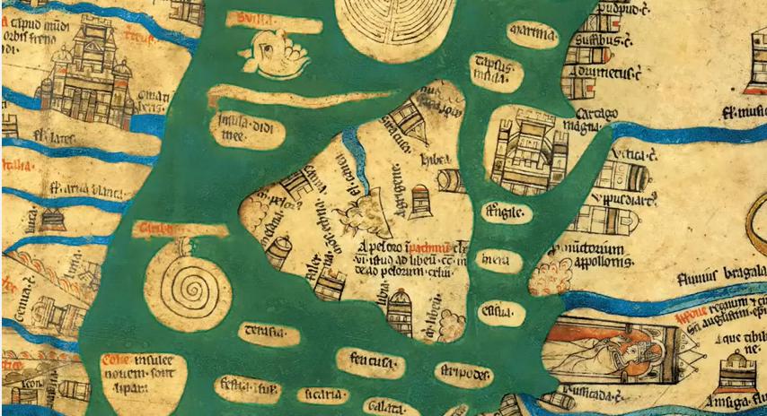 Sizilien Karte ätna.Sizilien Mit ätna Die Bemerkenswerte Karte