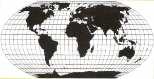 Die vermittelnde Wagner Projektion (© DGfK, 1985)