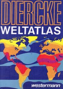 Cover des Diercke Weltatlas von 1974  [CC BY-SA 4.0, Janbird03, via Wikimedia Commons]
