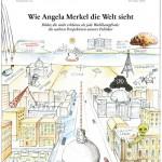 Wie Merkel die Welt sieht